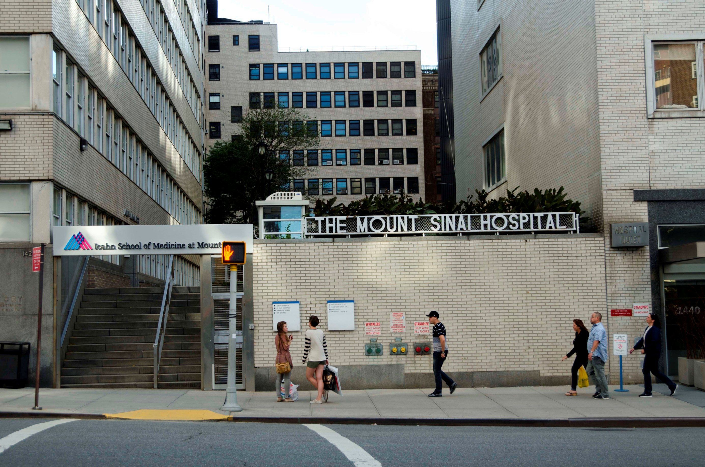 Mount Sinai Hospital, New York (5)